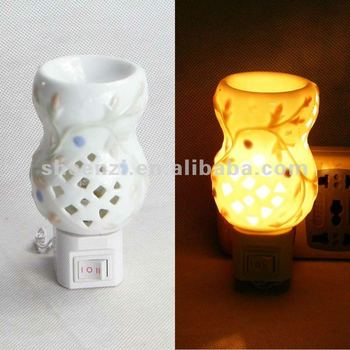 Electric Oil Burner,fragrance Lamp,aroma Oil Burner