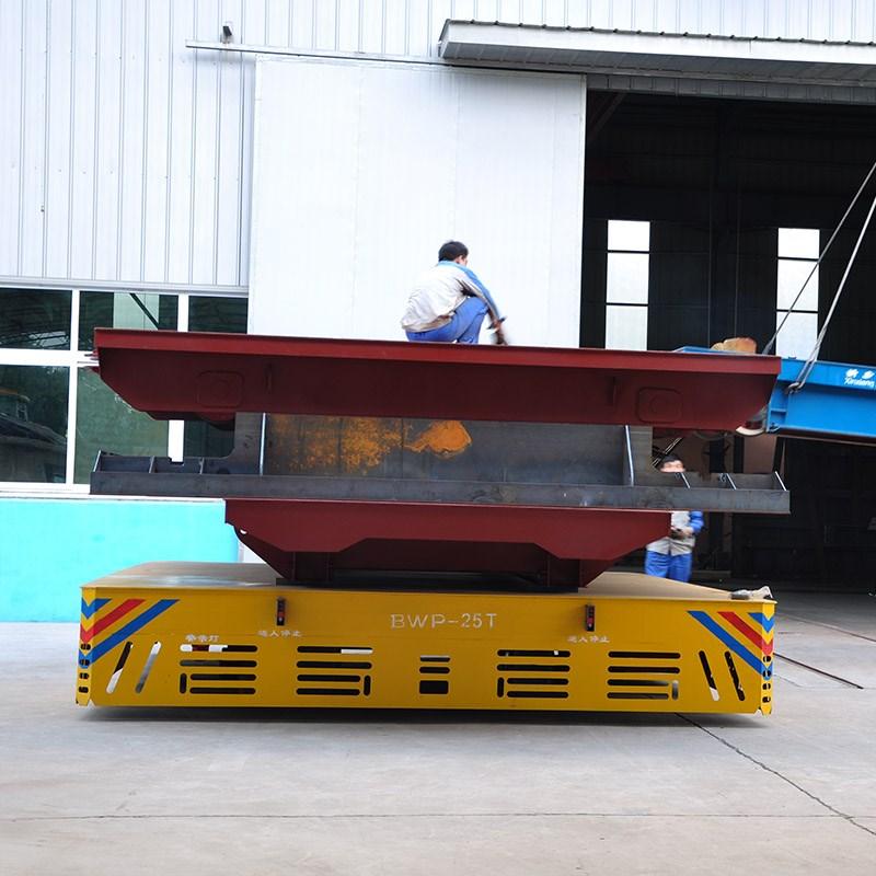 electric 25 ton transfer cart