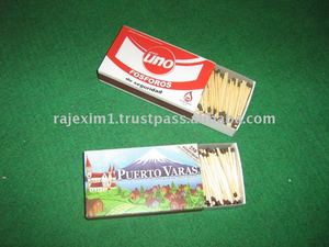 Long match box / cardboard long matches / wooden stick long safety matches