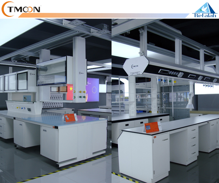 School Biology Chemistry Laboratory Furniture with Professional Modern Design
