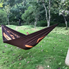 Customize printing pattern hammock, Easy To Pack For Travel Nylon 210T/Ripstop nylon Hammock,