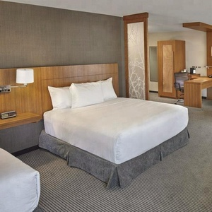 top quality fashion hotel room furniture for hyatt place star hotel