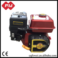 6.5hp 200cc motorcycle 168f-1 gasoline engine