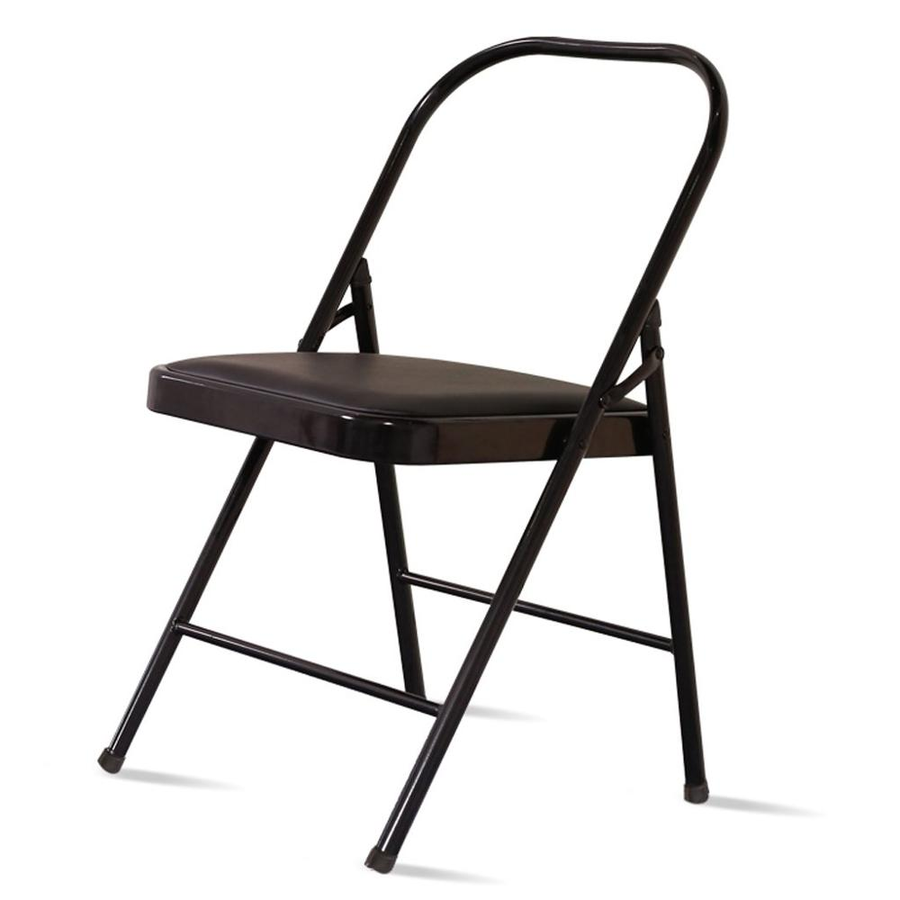 Wholesale Backless metal yoga folding steel chair supplier, View yoga  folding chair, Delux Product Details from Zhangzhou Delux Furniture Co.,  Ltd. on