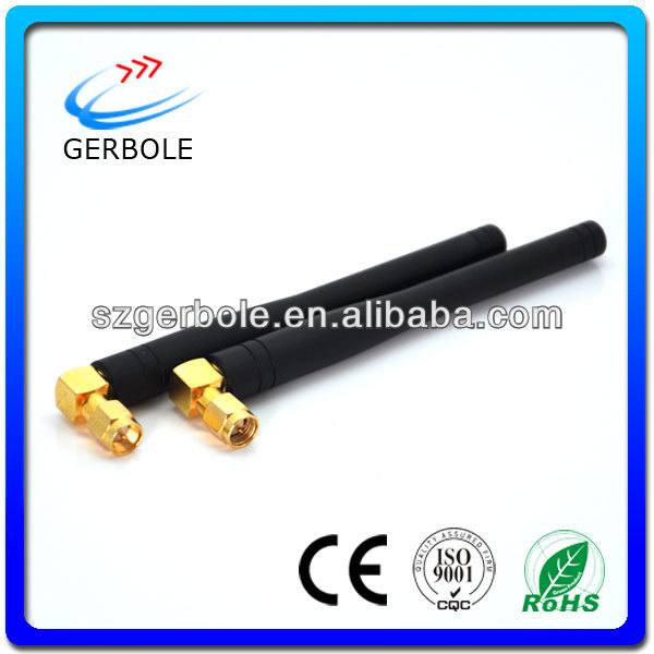 small connector CRC9 wifi 2.4G antenna types