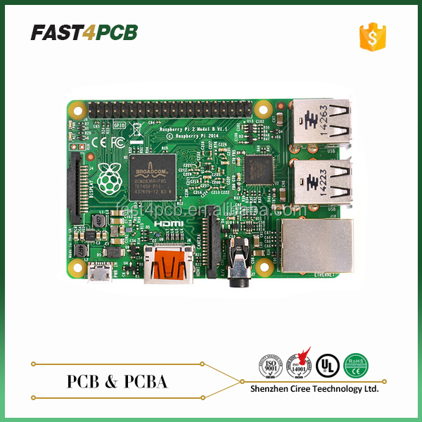 Customized DAB Car Radios PCB Board Assembly manufacturer