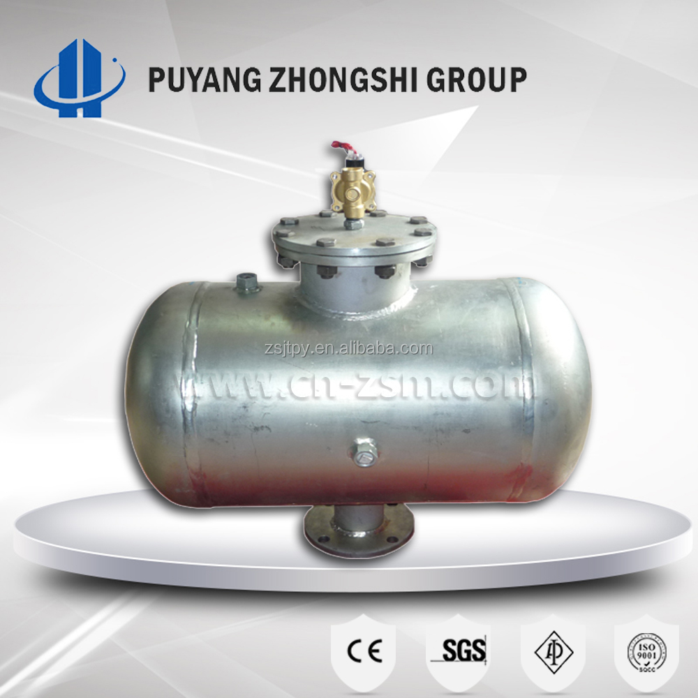 China Air Cannon for Plugging removal equipment small pressure vessel