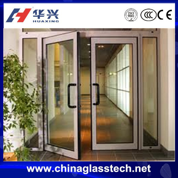 European advanced technology single/double glazing glass thermal break/normal aluminum alloy frame swing old door