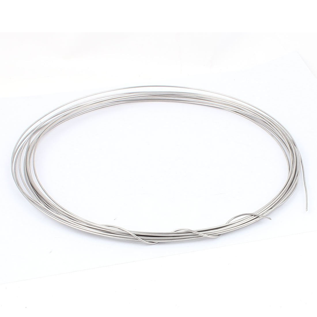 10m Long Nichrome Heating Element 17AWG 1.2mm Dia Heater Wire Coil