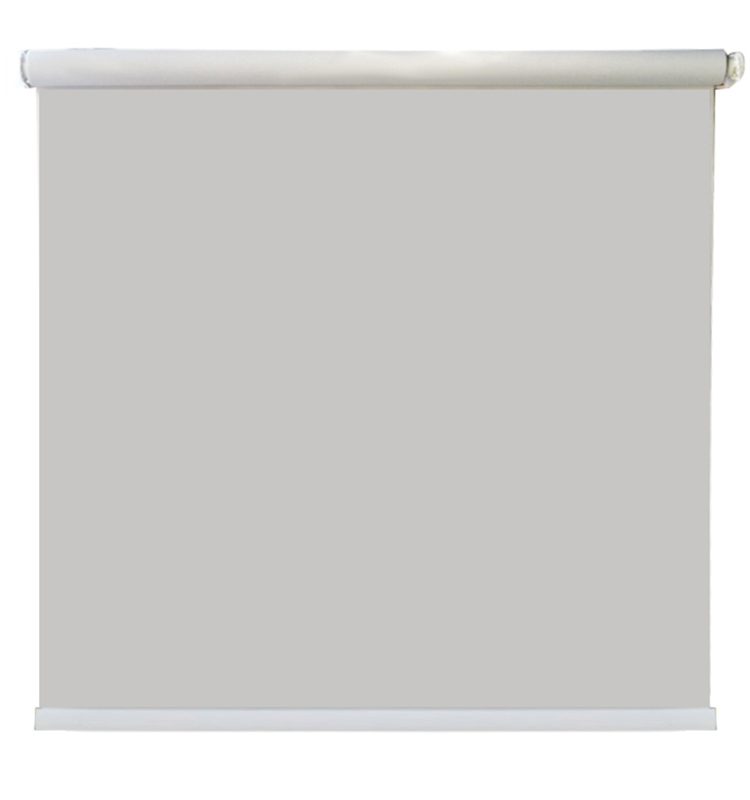 Window shades 46 inches wide blackout roller blinds for french windows