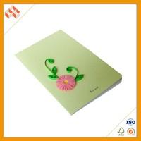 Custom paper card greeting birthday card matter