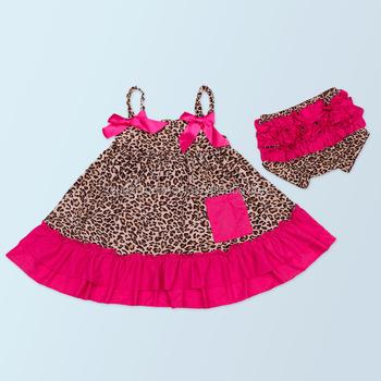 821956f9e878 Recién Nacido bebé niñas Honda vestido de princesa + Bloomers mameluco ropa  de escalada ropa de