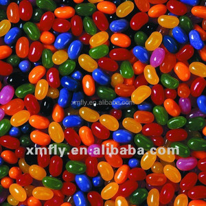 Bulk Confectionery mix fruit flavor jelly bean
