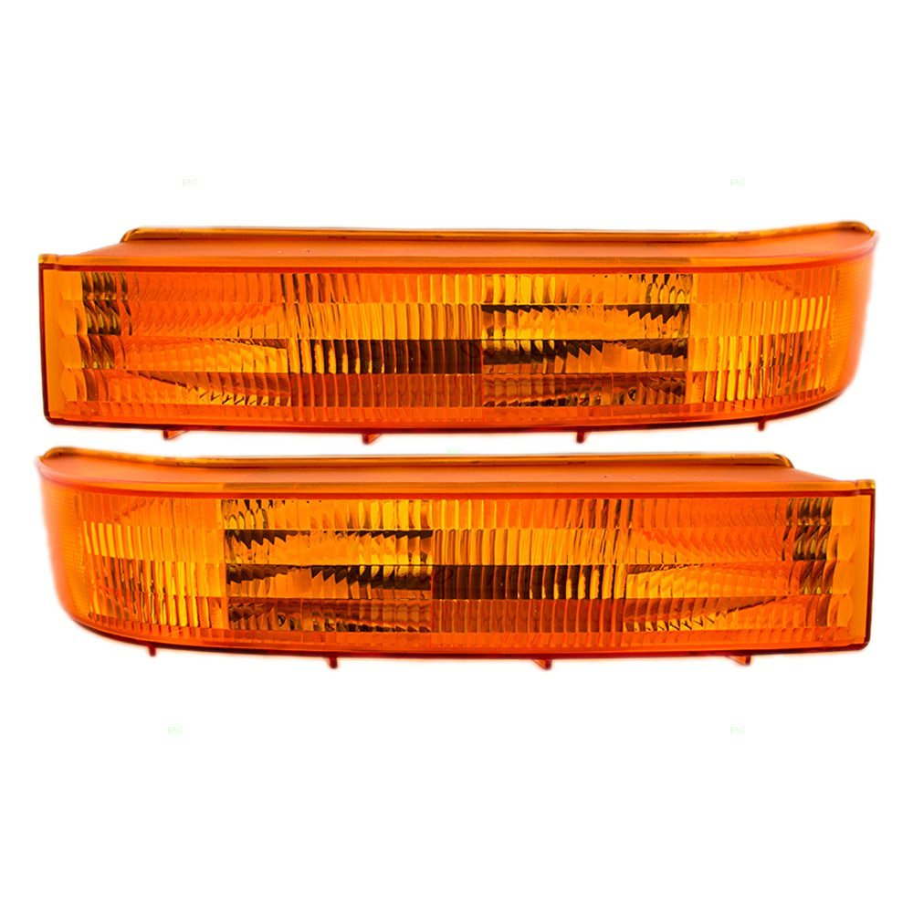 Passengers Park Signal Front Marker Light Lamp Replacement for Ford Pickup Truck SUV F1TZ13200C