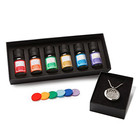 Private Label Pure Essential Oils Plus Necklace Diffuser Gift Set 10ml