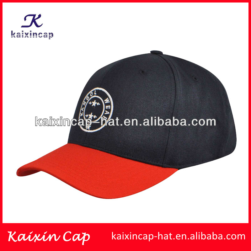 promotional custom high quality cheap ed embroidery baby baseball cap