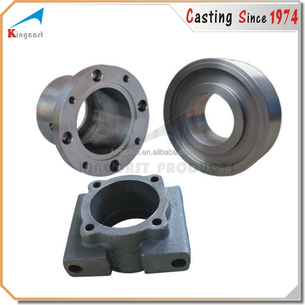 OEM custom high quality casting forg wheel blank