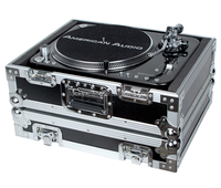 Heavy Duty American Audio ACF-SA/PROTEK TT PRO DJ Deck Turntable Flight Case