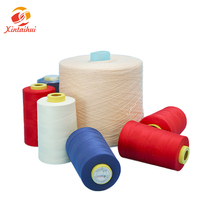 China 50/2/3 100% polyester sewing thread 42s/3 Cheapest Manufacturer directly 42/2 5000m