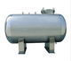 stainless steel palm oil storage tank with heating coil