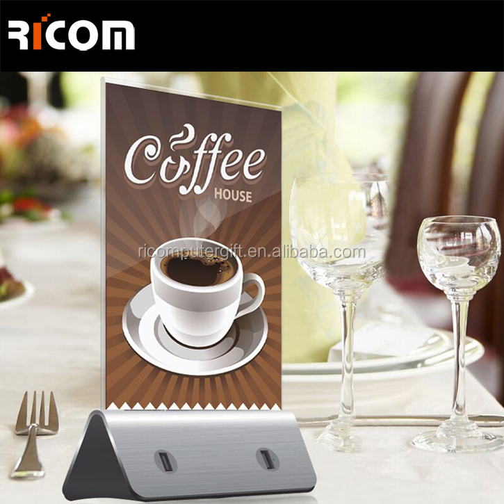 Ricom Patent Products portable Coffee shop power bank for mobile phone--PB101--Shenzhen Ricom
