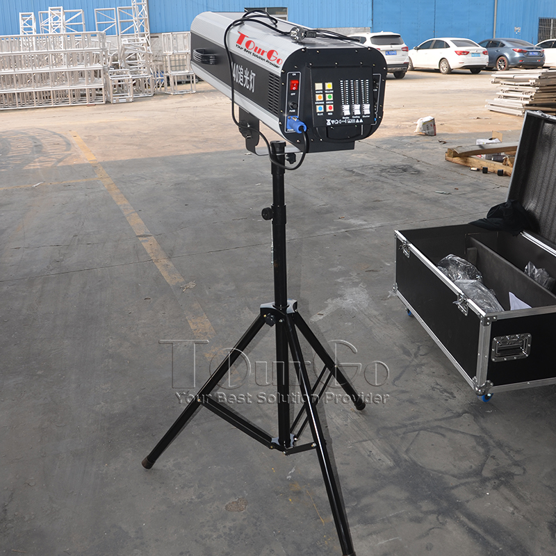 TourGo 440W LED Follow Spot Light with Road Case