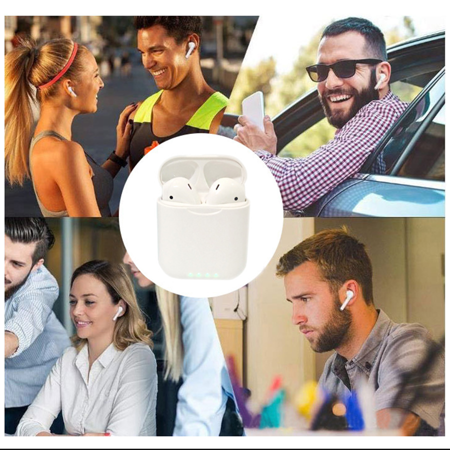 High Quality BE01 earbuds TWS mini earphone in ear for iphone With Charging Case