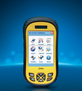 Portable Handheld GPS Survey Instrument with Hi-Target Qmini series