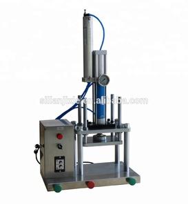 lab cosmetic powder pressing machine Small eyeshadow pressed machine