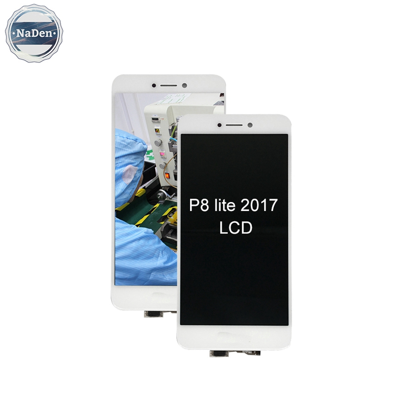 Replacement P8 LITE 2017 Original  OEM LCD Touch Screen Glass Digitizer Display Assembly For Huawei P8 LITE 2017 Lcd