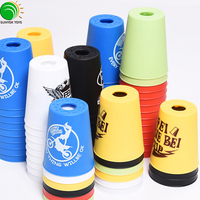 Best Price Plastic Stacking Cups Fly Speed Training Sports Cup Game 12-IN-1
