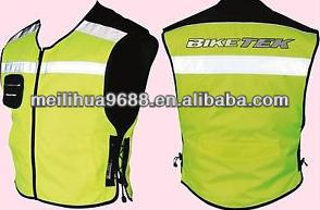 2015 New style Hight Visibility 3M motorcycle reflective vest