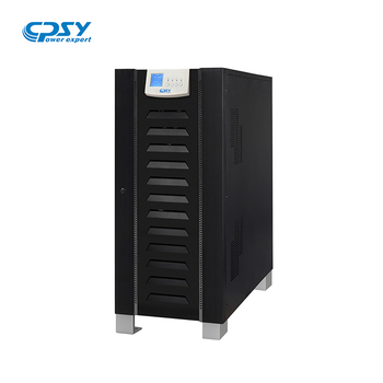 Uninterruptible power source 3 phase online ups 15kva low frequency