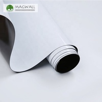 Magwall wholesale big size magnetic wall board office supplies whiteboard film sticker