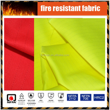 cotton cotton/polyester blend antifire antistatic fabric with good price