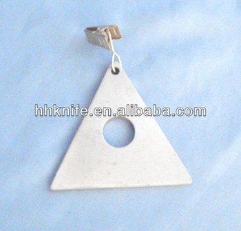 Triangle Shape Tablecloth Weight Clip