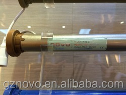 25 mm tubular motor of battery inside / battery operated dc motor