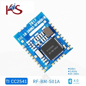 Original iot home automation transmitter IC TI CC2541 micro bluetooth  module pinout FM radio electronics ic