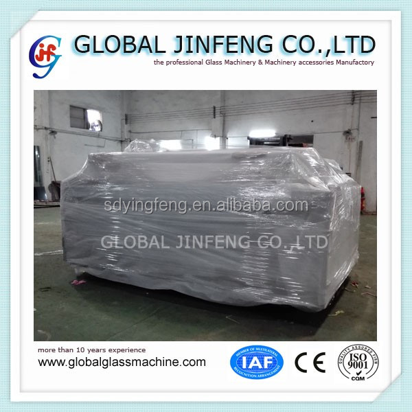 JFP-1600 Automatic Glass sandblasting and frosting machine for sale factory with CE