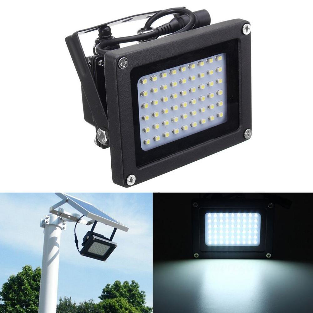Cheap Solar Lamp Circuit Diagram Find Led Light Images Buy Get Quotations Iainstars 54 Sensor Flood Spot Garden Outdoor Security Waterproo