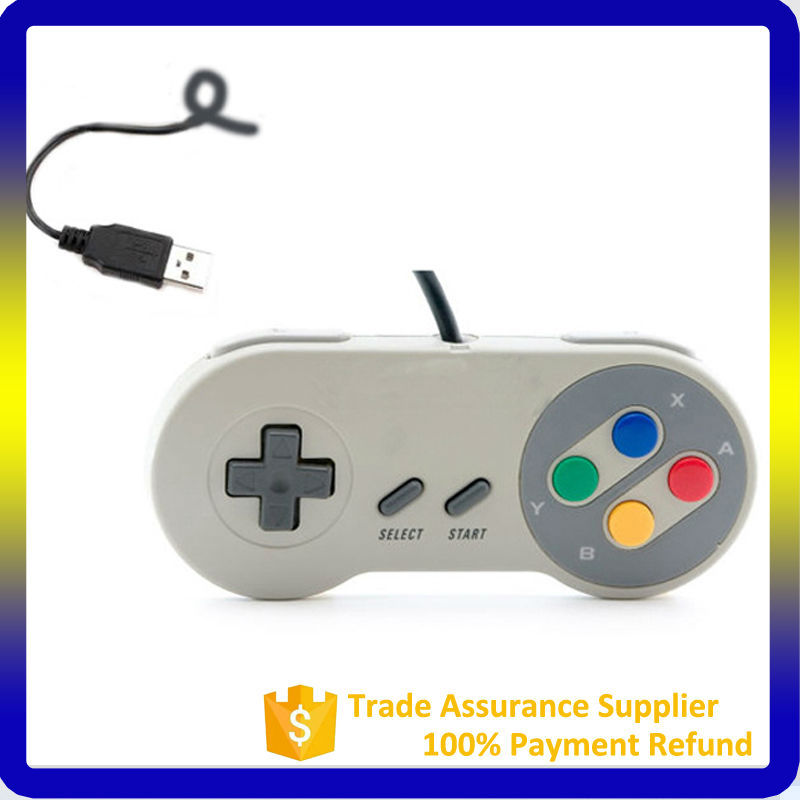 2015 hot products super for snes controller for nintendo wii,usb controller for snes