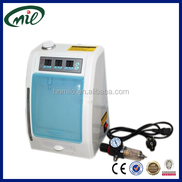 China dental factory supply portable lubrication device/handpiece lubricating device