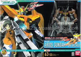 Wide variety of anime MG Series Gundam plastic models made in Japan