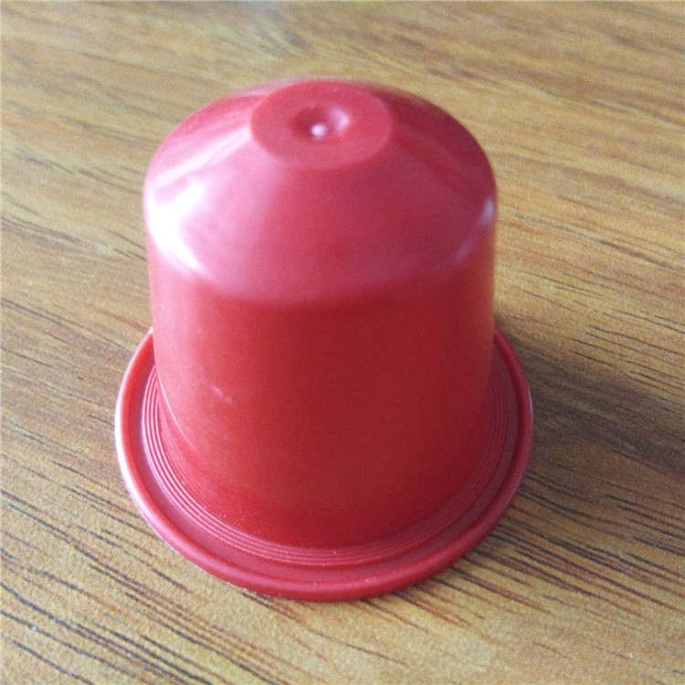 37mm tea coffee biodegradable PLA disposable empty capsule