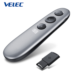 H01 Strong can set up the alarm timer before the meeting pointer wireless presenter powerpoint pen