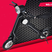 240w intelligent electric motorcycle chariot Scooters with led light from China zhejiang