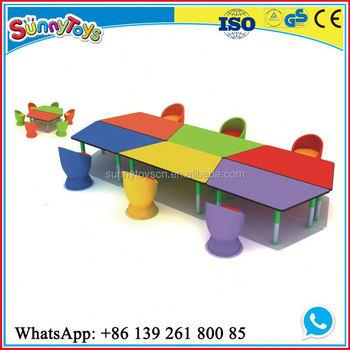 Tipo Libre Guardería Muebles Madera Curvada Moderna Niños Guardería ...