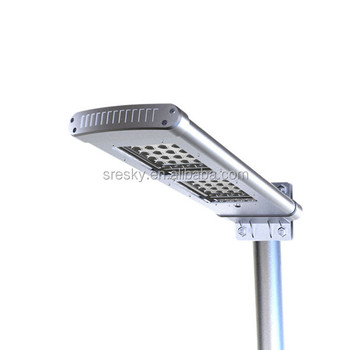 Stand Alone Led Solar Street Lighting System Price Esl-16