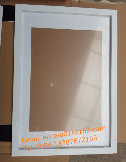 Custom Wholesale Genuine Deep Effect Mdf Picture Wood Photo Frame ...