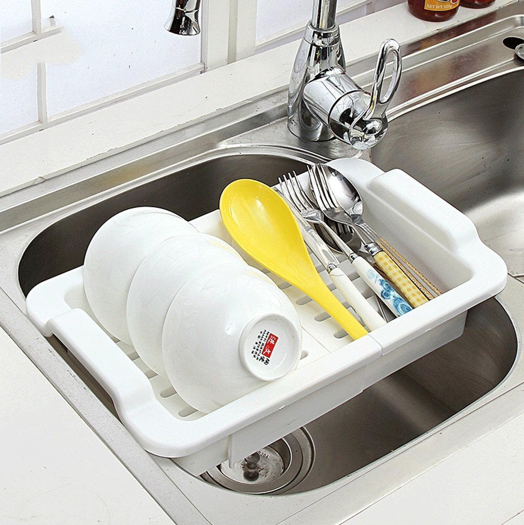Get Quotations · The Kitchen Sink Drainboard Vegetable Rack Storage Rack  Rack
